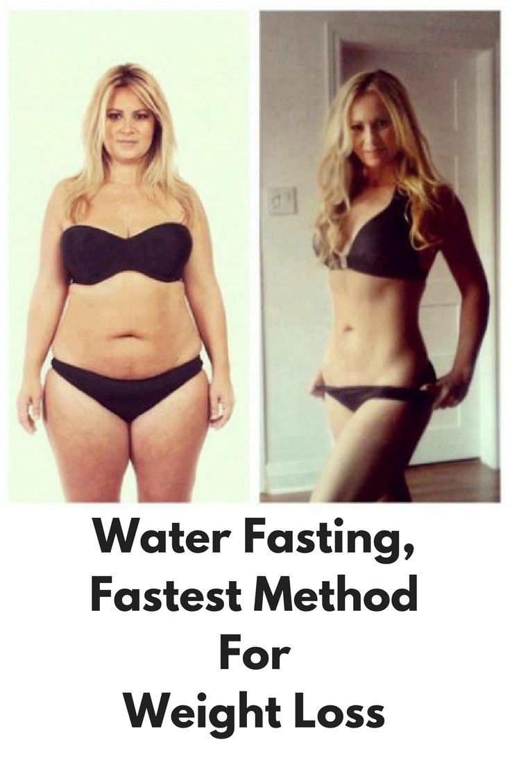 Water Fasting, Fastest Method For Weight Loss First let me tell you, this fast is hard and involve emotional...