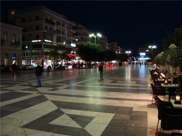 Kalamata Central Square