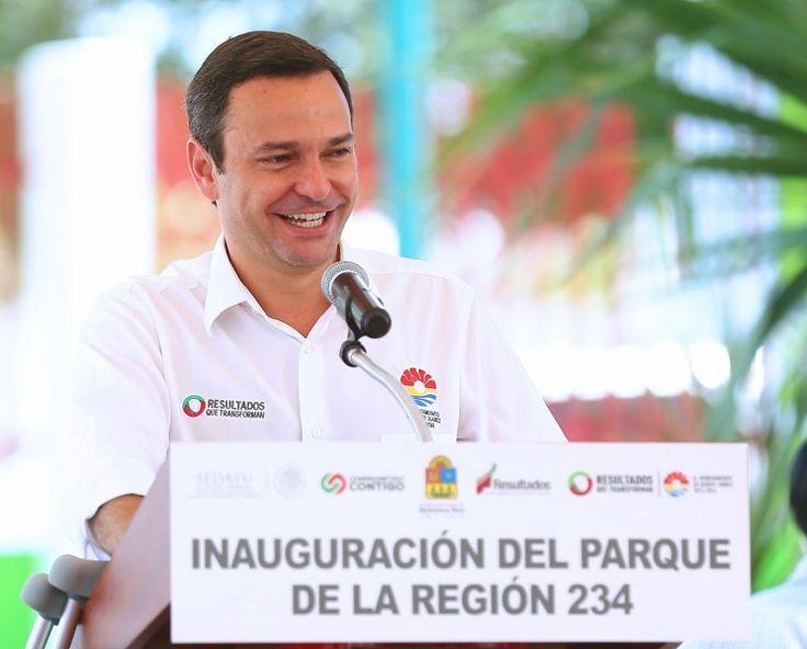 Paul Carrillo: Van 38 gimnasios al aire libre instalados en Benito Juárez