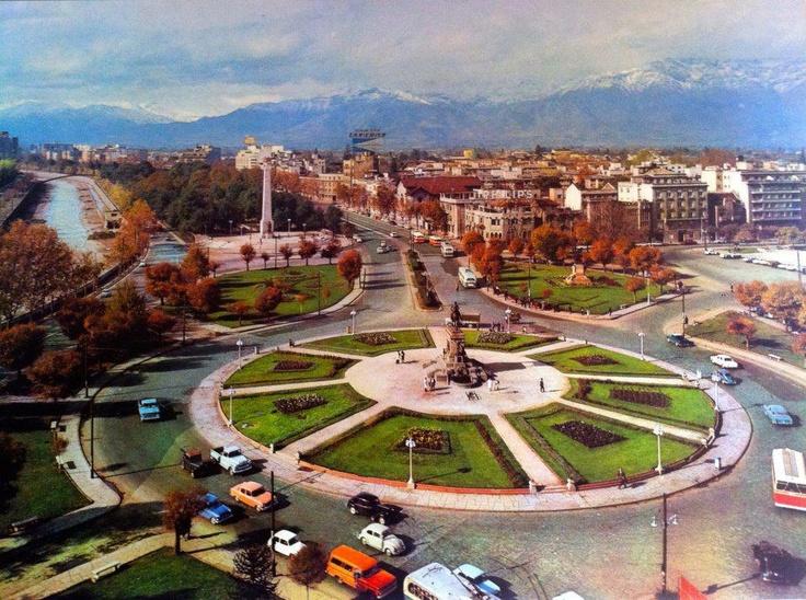 plaza italia ::: otoño 1967