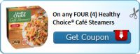On any FOUR (4) Healthy Choice® Café Steamers : #Uncategorized Check it out here!!