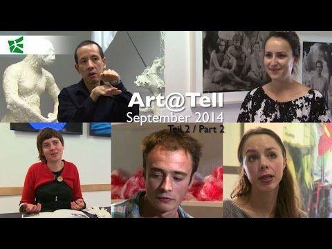 Art@Tell II – Part 2 In the 2nd part of the interview series for the Art@Tell-Edition 2/2014 artists #LewisDavidson, #AllysonGlenn and #SarawutChutiwongpeti speak about national identity, sculptural #paintings and the artist's role. // Im 2. Teil der Interview-Reihe zur Art@Tell-Edition 2/2014 sprechen die #Künstler Lewis Davidson, Allyson Glenn und Sarawut Chutiwongpeti. #Kunstinterview #Kunst #HSG #artattell #unisg #StGallenUniversity #artinterviews #art