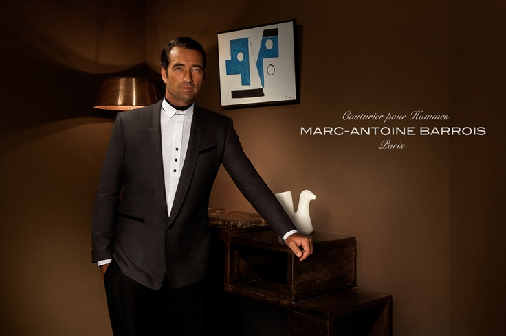 Marc Antoine Barrois 2011 Campain