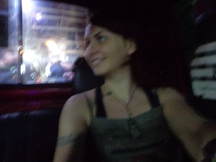 In the taxi, Chiang Mai.