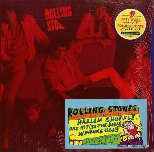 ザ・ローリング・ストーンズ / ROLLING STONES, THE - ダーティ・ワーク / dirty work - 28AP3150