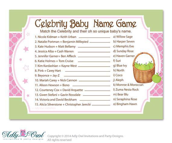 Wackiest Celebrity Baby Names - Parents