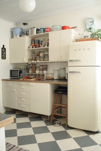 23 best Années 50 images on Pinterest Kitchens, At home and