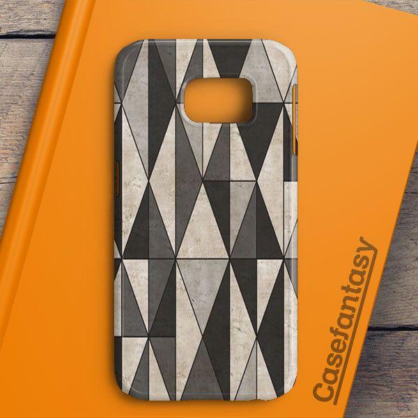 Geometric Patterns Samsung Galaxy S7 Edge Case | casefantasy
