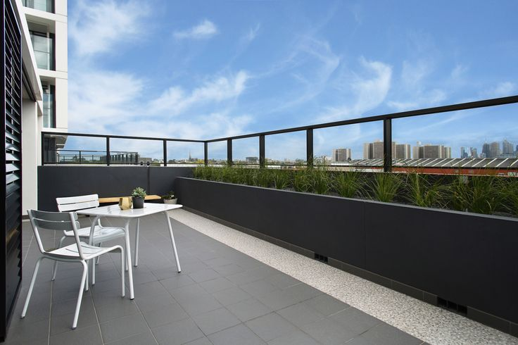 Salvo Property Group offers open spaces in all our apartments. These spaces can be used for entertaining, or your very own quiet space.
