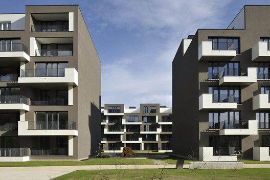 Housing Brdo Unit F5,© Miran Kambič#arhitecture#modern