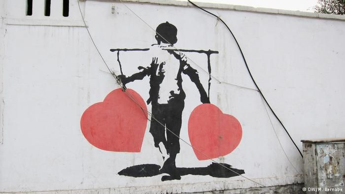 "A group of Afghan artists and activists are painting graffiti on the walls of government buildings, businesses and embassies in Kabul. They call themselves the Afghan ""Banksy"". Street art in the Afghan capital, Kabul: The activists and artists are known as the Afghan ""Banksy"", named after the famous graffiti artist from Bristol, UK. Their street …"