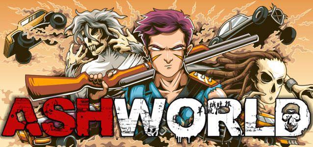 Ashworld - un intenso open world apocalittico da provare su iPhone!