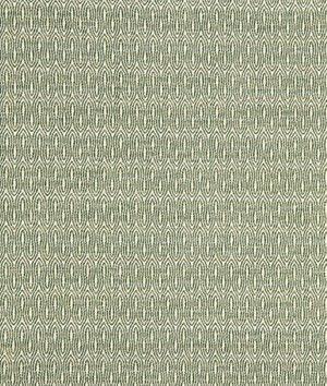 Robert Allen Wavy Goodbye Billiard Green Fabric