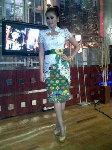 Lovely kebaya- cute dress like