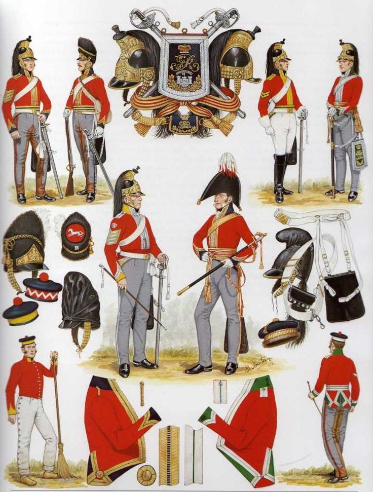 Best Uniform - Page 34 - Armchair General and HistoryNet >> The Best Forums in History
