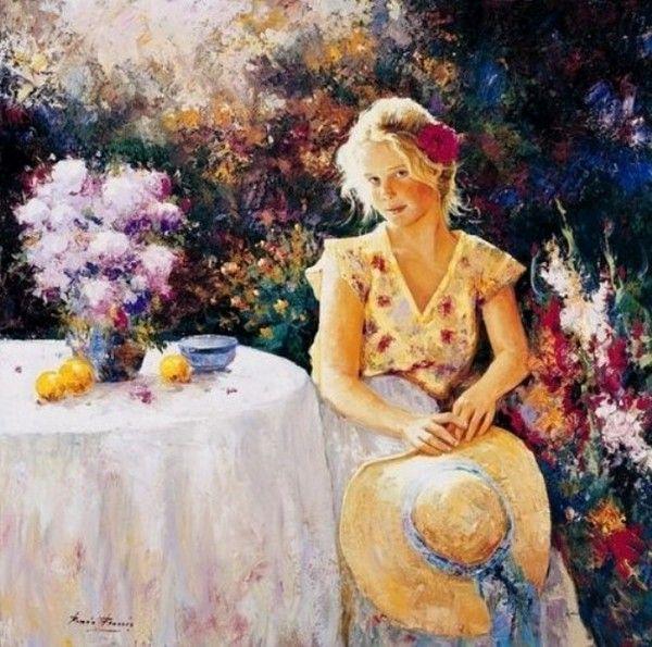 картина художник Jose Miguel Roman Frances -09