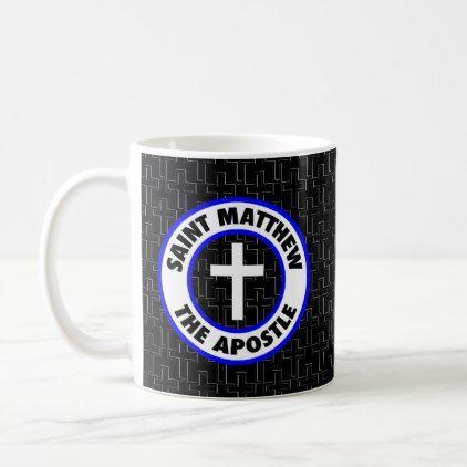 Saint Matthew the Apostle Coffee Mug - decor gifts diy home & living cyo giftidea