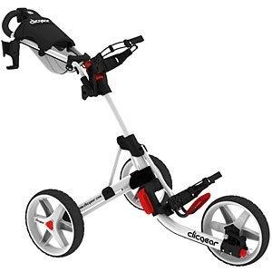 Clicgear golf push cart. It like a transformer.
