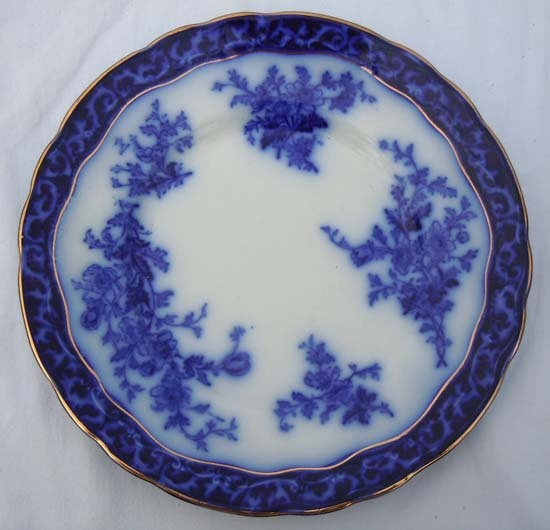 Flow Blue Dishes 53