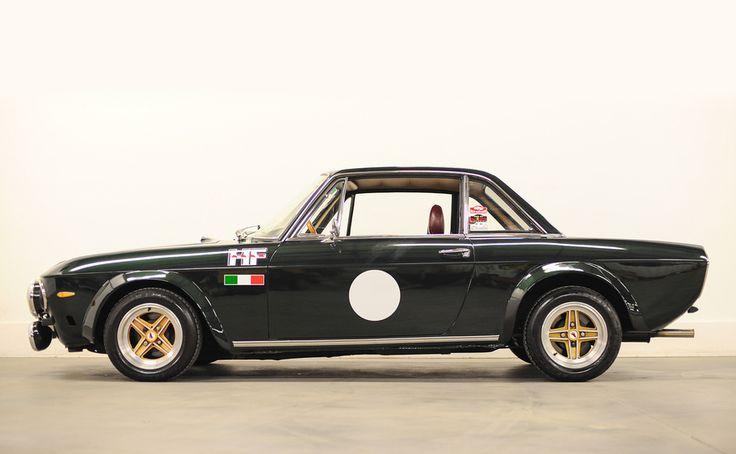 Gashetka | Transportation Design | 1970-1974 | Lancia Fulvia Coupé 1600 HF Corsa...