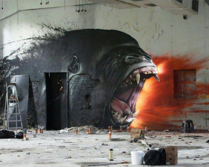 'Abandoned Gorilla' by Norm Abartig