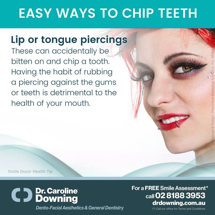 #HealthyTip — EASY WAYS TO CHIP TEETH / For a Free Smile Assessment*, please call 02 8188 3953 - www.drdowning.com.au#SmileDocs #SmileDeals #carolinedowning #dental #practice #cosmetic #services #implant #invisalign #teeth #whitening #filler #neutralbay #dentist #anti #wrinkle #skincare #lip #fillers #porcelain #crowns #veneers #bridge #clear #braces