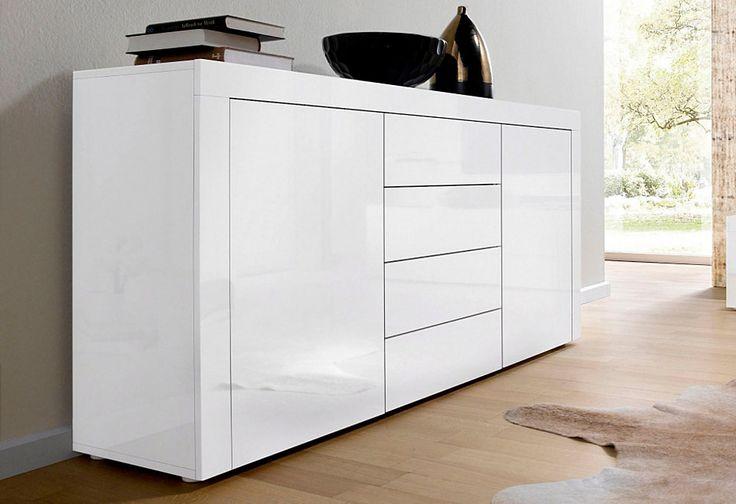 borchardt m bel sideboard breite 139 cm 2 t ren online kaufen sideboard weiss sideboard