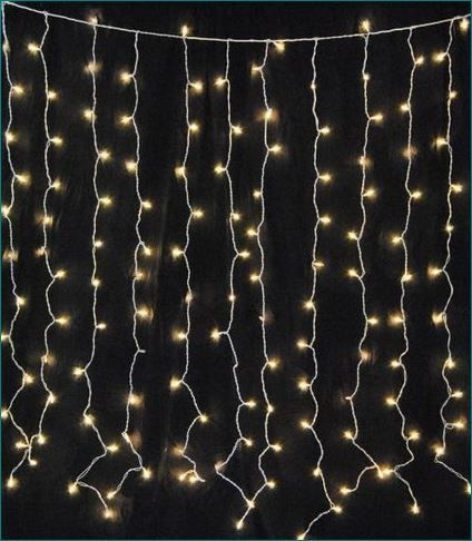 Twinkle light curtain $18.88 http://www.cheaperpricefind.com