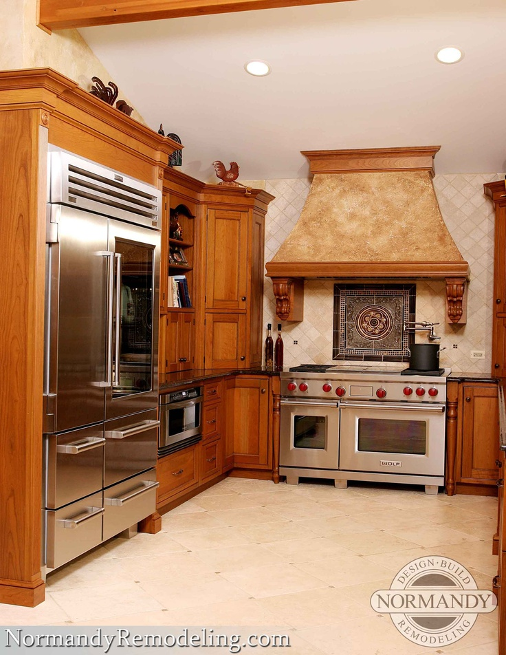 Venetian Plaster Hood That Really Brings Out The Old World Style Of This  Kitchen Part 73