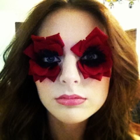 flower-great for special effect make ups!