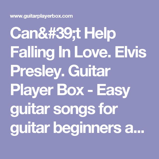 how to play love story on guitar for beginners