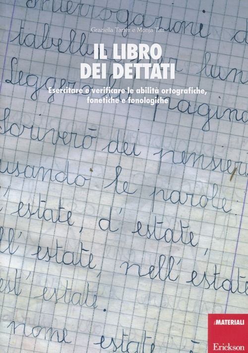 """Pedagogia e didattica: Recensione testo """"Il libro dei dettati"""""""