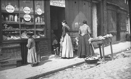 Rag seller's 1880 Newcastle