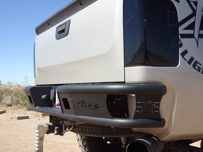 2007.5 - 2013 Chevy Silverado 1500: Aftermarket Truck Bumpers | Custom Truck Bumpers | ADD