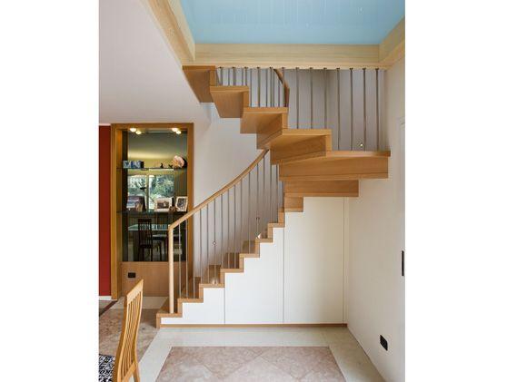 38 besten Treppe Bilder auf Pinterest Treppe, Treppen und - unter der treppe wohnideen
