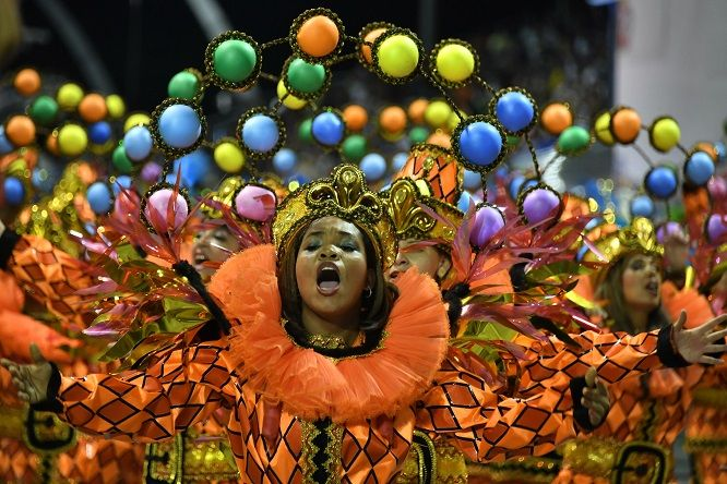 SAO PAOLO BRASILE  | Carnevale 2017 | San Paolo | Brasile
