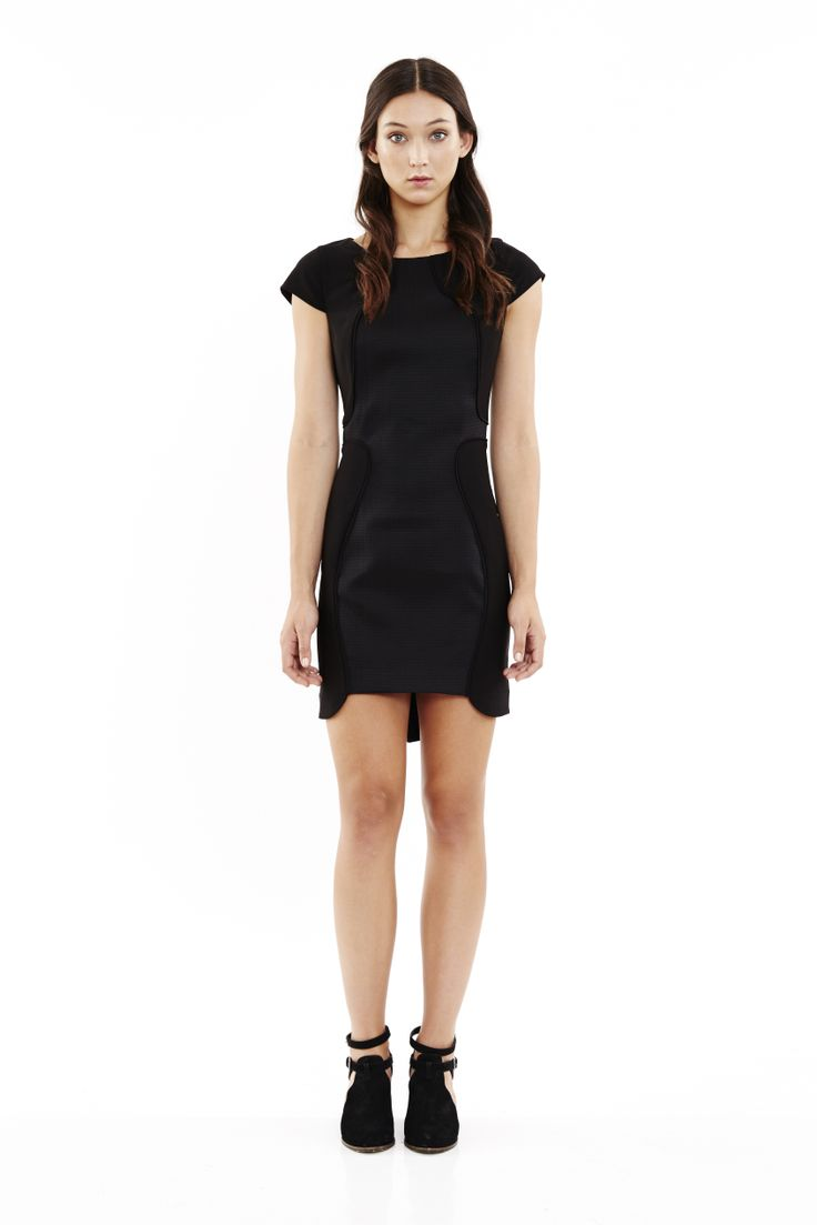Arizona Dress in Black