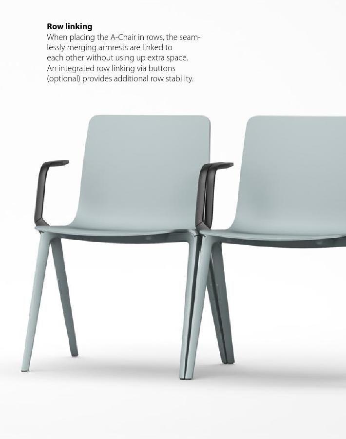 #ClippedOnIssuu from A-Chair Broschuere Englisch