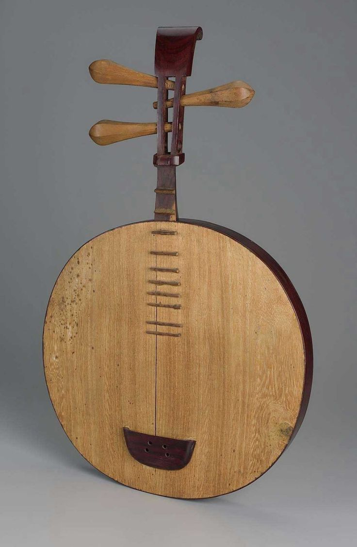 Lute (yueqin)      19th century       China