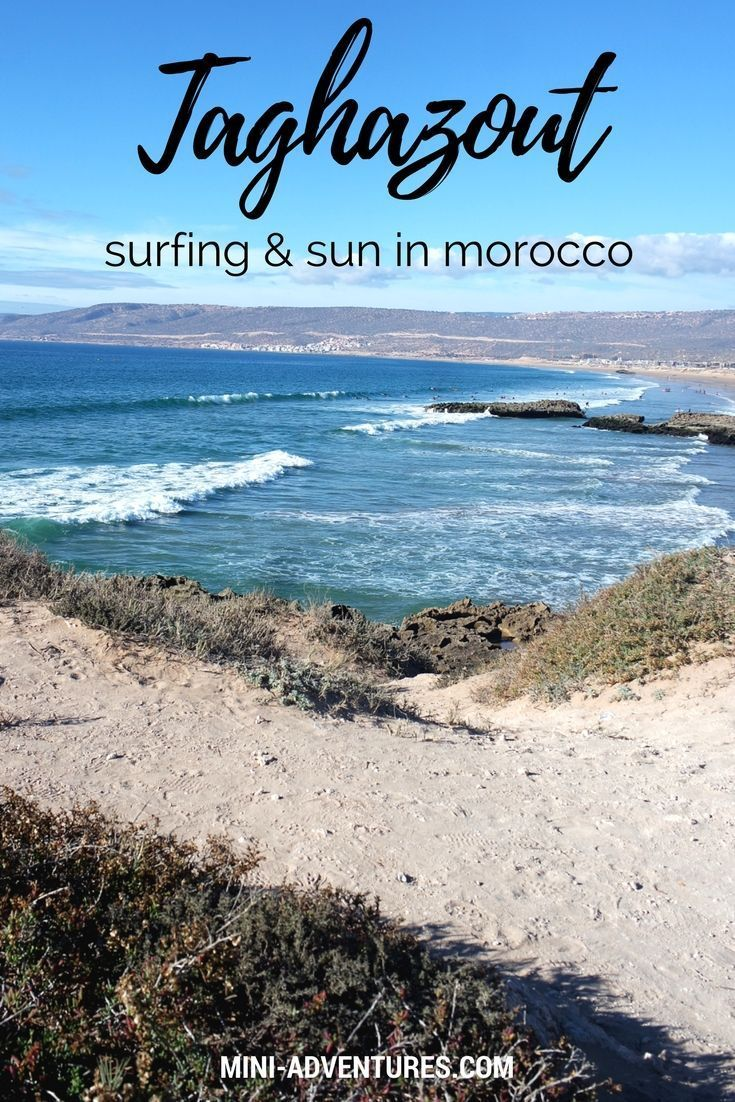 Surfing in Taghazout, Morocco | Moroccan surfing holidays | Where to go in Morocco | Beach holidays | Solo travel | Hostel review | Africa travel