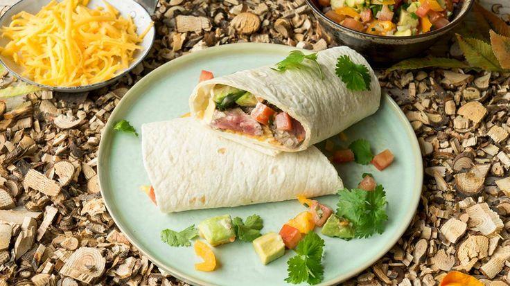 Mexicaanse wraps met rundsvlees en salsa | VTM Koken