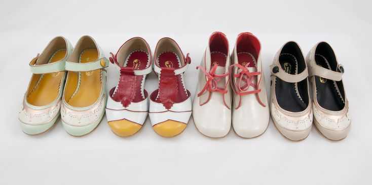 The most gorgeous kids shoes