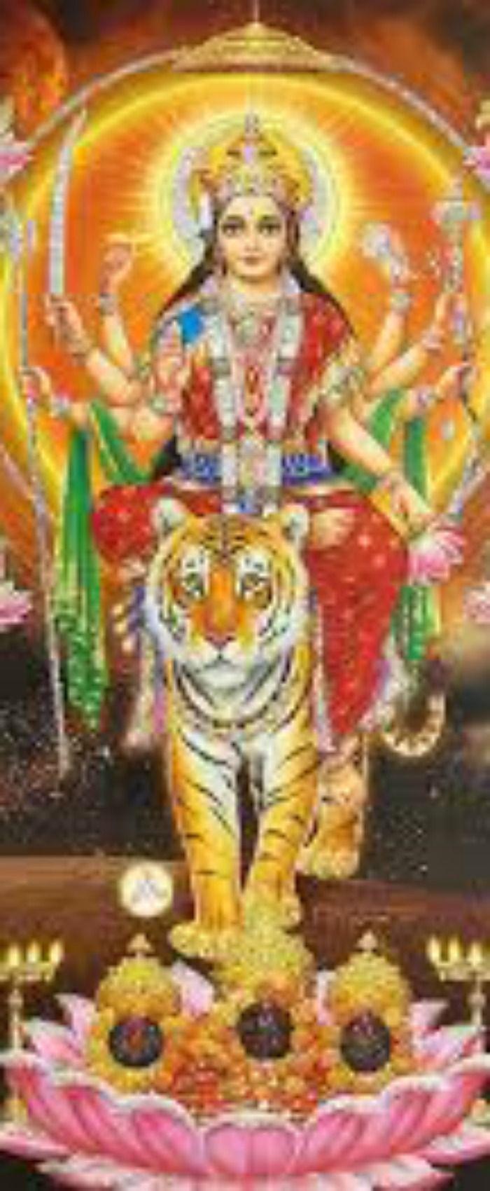 Durga Kavach – The Armour of Goddess Durga