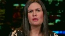Govenor Mike Huckabee's daughter scores JOB working for Trump:  sarah huckabee sanders joins trump campaign:  (CNN)Sarah Huckabee Sanders, the daughter of former presidential hopeful Mike Huckabee and Donald Trump's new senior adviser, said Friday that the increasingly negative tone in the Republican race for president is only helping Hilla