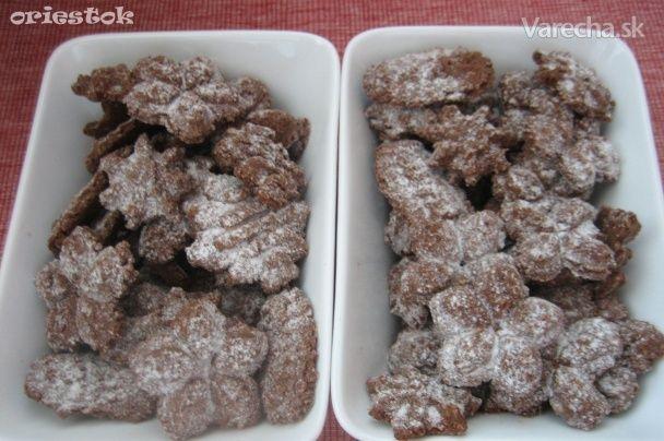 Keksy do lisu - Recept