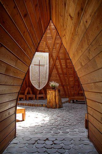 Opusztaszer  National Historical Memorial Park - inside the…