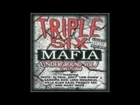 Three 6 Mafia - Walk Up To Your House