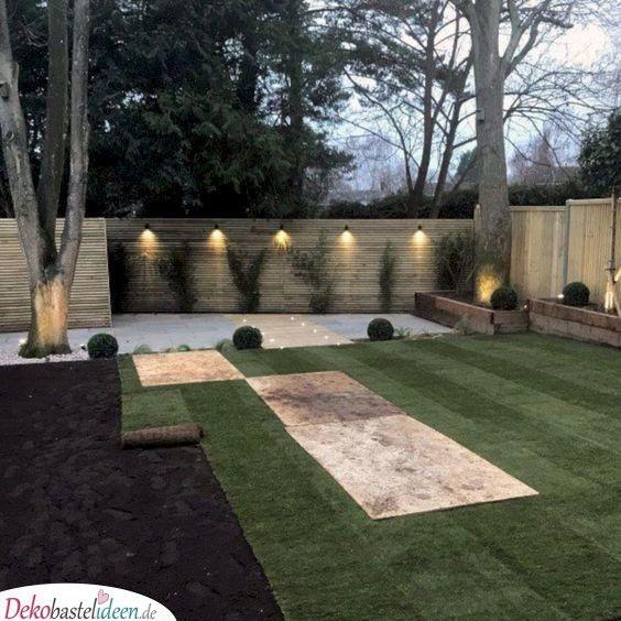 25 Super Garten Gestalten Ideen Garten Gestalten Mit Wenig Geld Modernes Zaun Design Moderne Landschaftsgestaltung Garten Landschaftsdesign