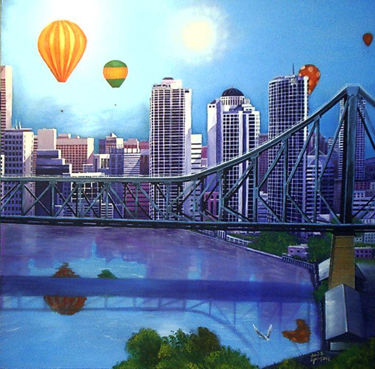 Christmas Party Venues Brisbane: 69 Best Images About Story Bridge On Pinterest