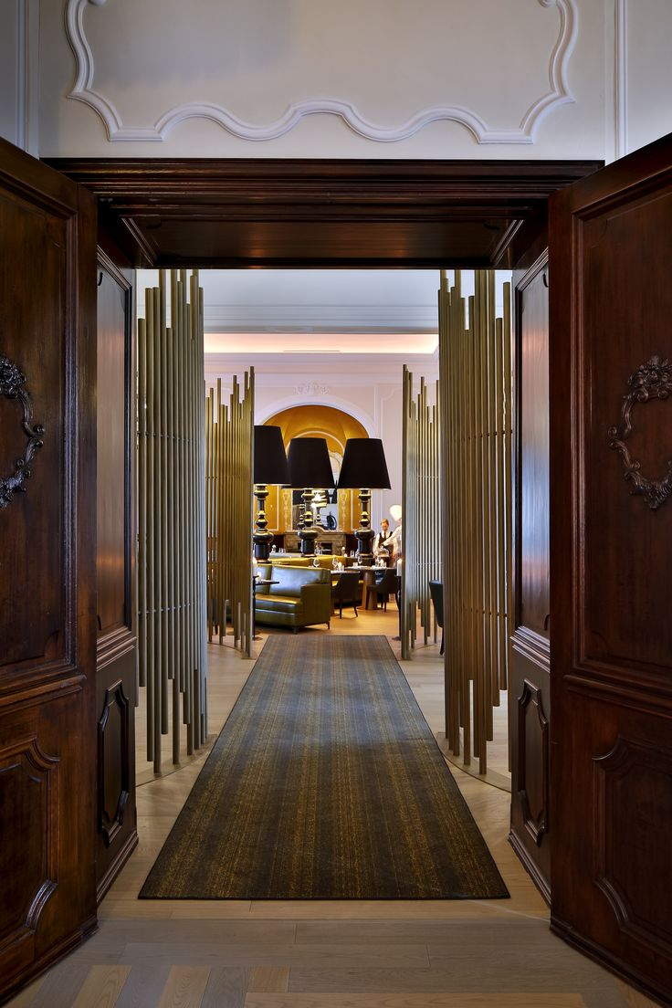 Schlosshotel Fleesensee Design By Kitzig Interior